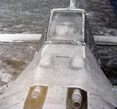 Probably a german plane ?