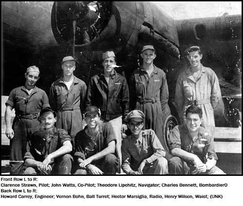 """B-17 42-30610 """"Red Ass"""""""