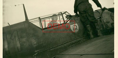 Relics from a ME 109, HELP PLEASE???