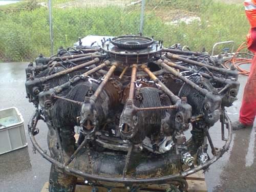 Heinkel 115 salvage