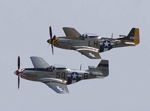 The Victory Show 2012 - Aircraft pictures