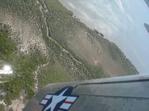 T-26 Trojan joy flight