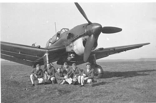 WW2 german aircraft propeller