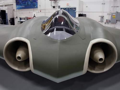 """Ho 2-29 """"Hitler's Stealth Fighter"""""""