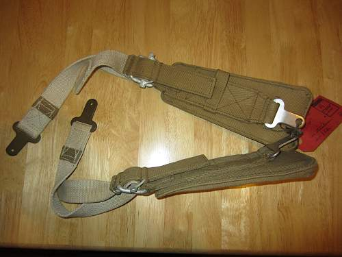 DH Mosquito Seat Belt