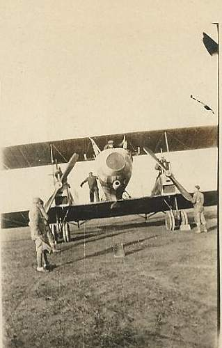 Can anyone ID these WW 1 planes?