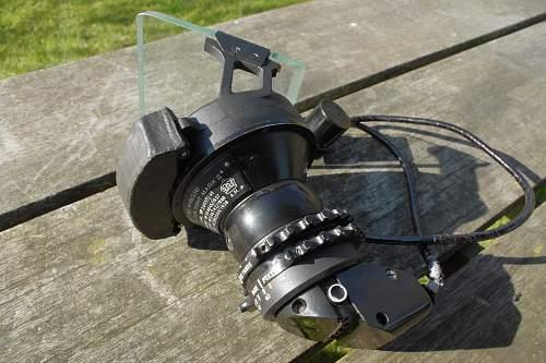 Air Ministry Reflector Gun Sight MKII