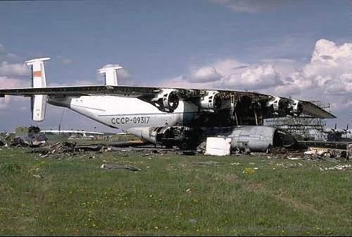 Post war Soviet aircraft utilisation