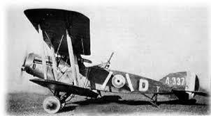 WWI plane?