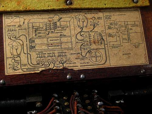 Extremely Rare WWI Aircraft Interphone
