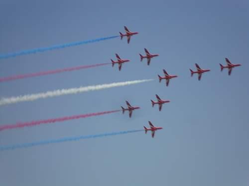RAF Waddington Air Show