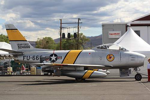 Anyone want to buy a Sabre Jet?