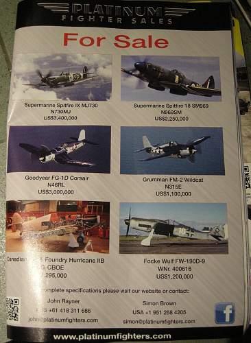 Messerschmitt bf 109 G 'Rote Sieben'/'Red Seven' crash at airshow.
