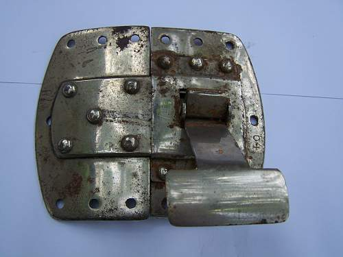 Click image for larger version.  Name:Seatbelt buckle, obverse, 1.jpg Views:230 Size:312.2 KB ID:580446