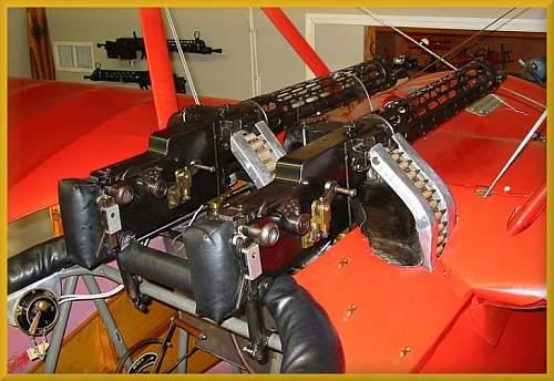 Interested in a German Maxim MG 08/15 Aircraft Machine Gun? (Spandau)