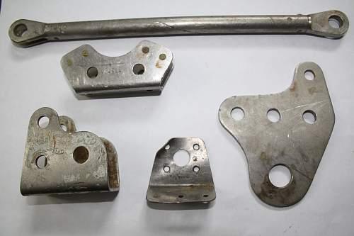 Hawker aircraft parts ?