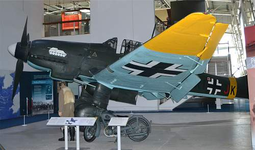 The last two surviving Stukas........