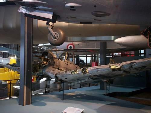 The last two surviving Stukas........
