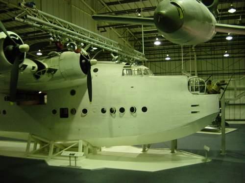 British Short Sunderland Flying Boat
