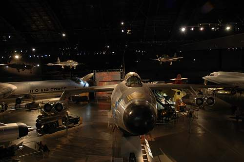 Wright Patterson Air Force Base - USAF Museum
