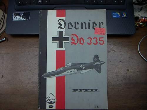 """Dornier Do 335 """"The Beast"""""""