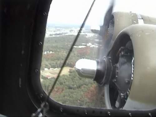 "B-17G Flight - Collings Foundation ""909"""