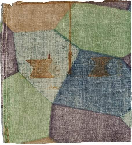 Lozenge Fabric