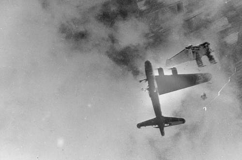 B-17 survival story