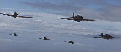 Battle of Britain film fact I didn't know!