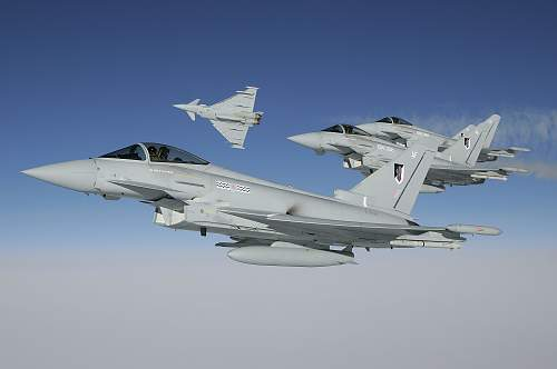 Stunning Eurofighter picture