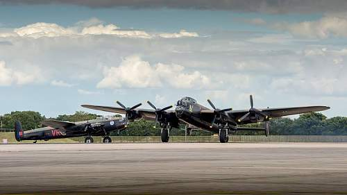 Canadian Lanc to visit UK in August !!!!!!