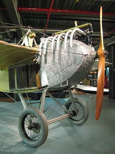 Aircraft: Rumpler Taube