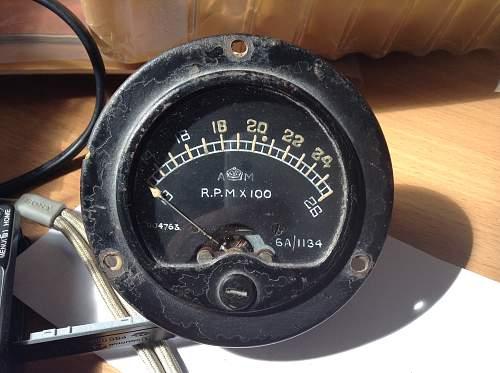 AIRCRAFT RPM PART 6a/1134