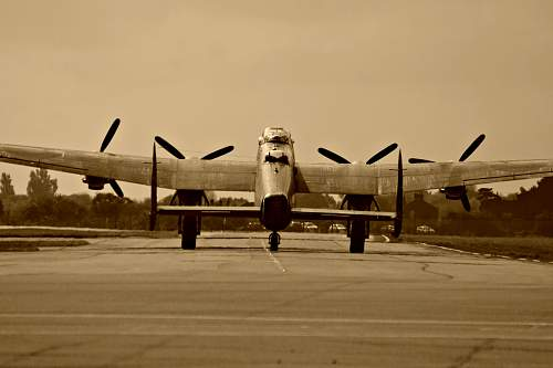 BBMF tour (and the Canadian Lancaster)