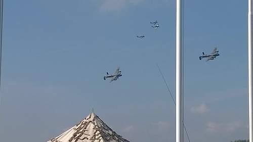 2 Lancasters together