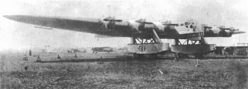 Soviet Heavy Bomber K-7