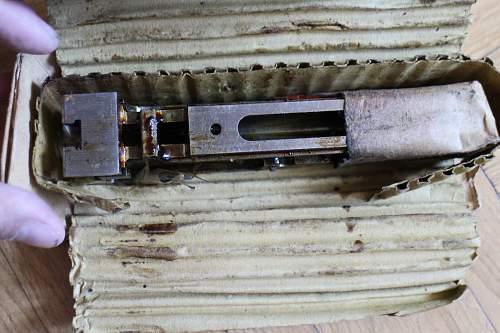 Raf machine gun part?