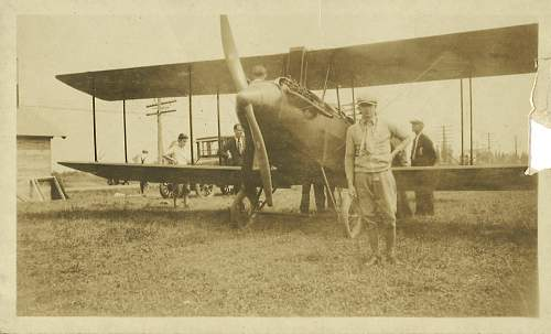 Unknown WWI era biplane