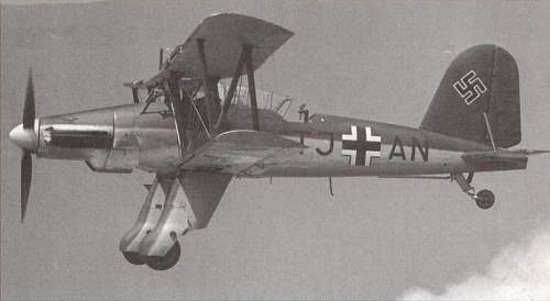 Stuka in unusual versions
