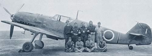 A Japanese Me-109
