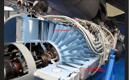 Me 262 Engine Blade??