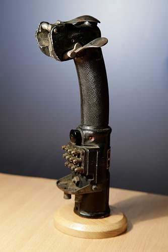 LW Control grip