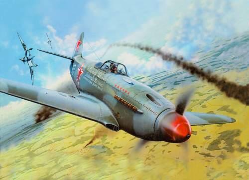The Soviet executioner of Luftwaffe