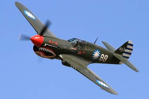A naval Warhawk?