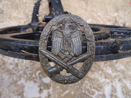 kurland badge