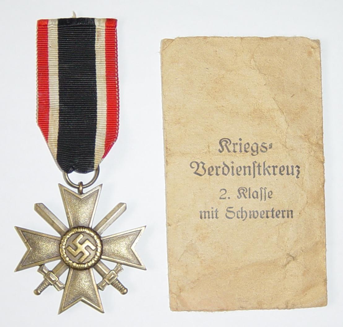 War Merit Cross Makers
