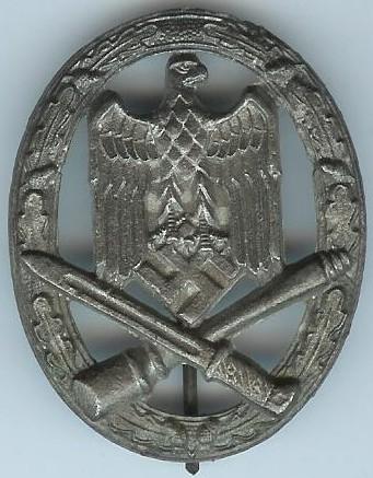 Allgemeines Sturmabzeichen/General Assault Badge Fake Gallery