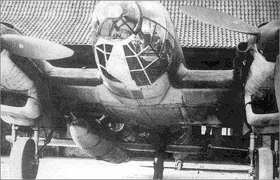 German VDM aircraft propeller from Dorset