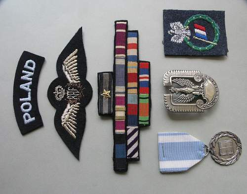 Polisboy's polish air force collection