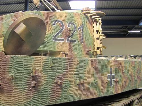 Panzer Tiger Relic
